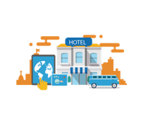 Blockchain development in Hospitality Sector
