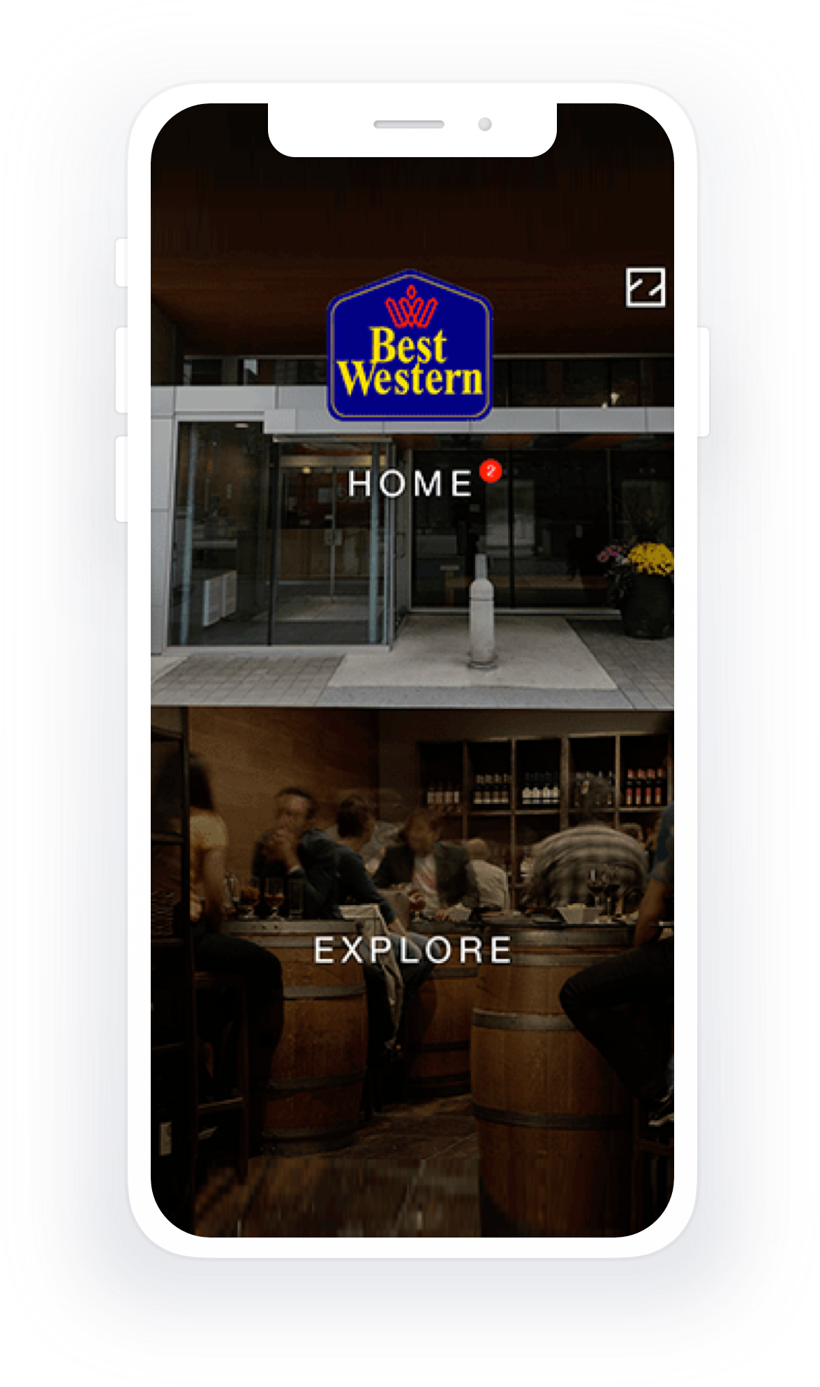 Best Western Case Study | An Enthralling Hotel App