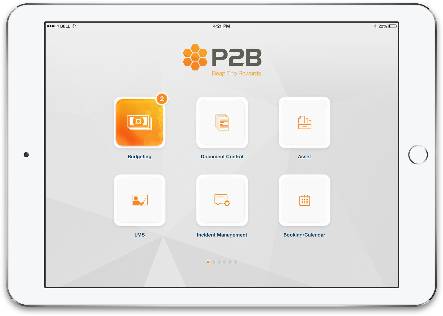 P2B Case Study | A SaaS-based App for Oil & Gas Industry