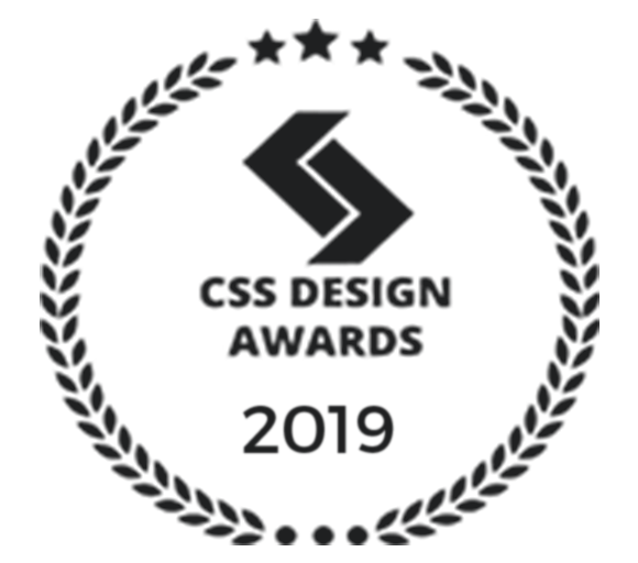 CSS Design Awards 2019